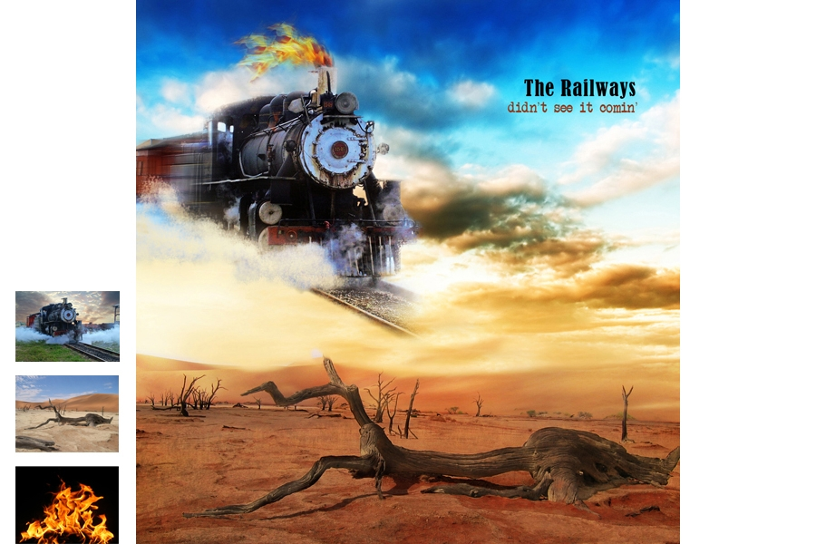 The Railways-Album cover
