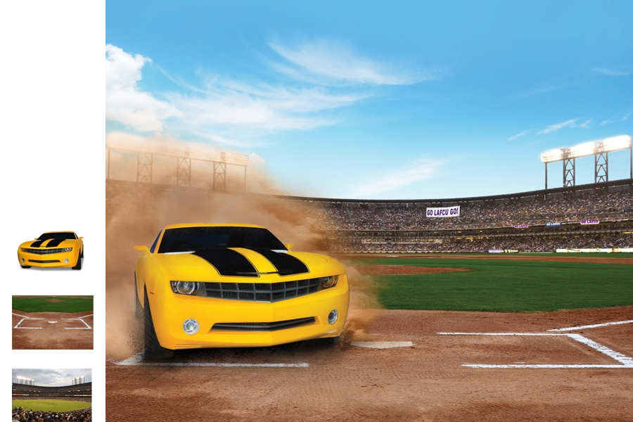 Home Run-Spring Vehicle Promo